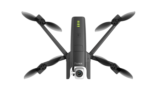 Drone ANAFI déplié