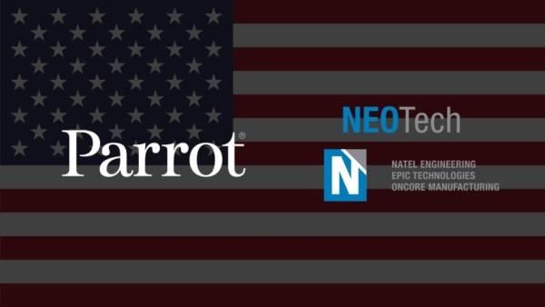 Parrot x NEOTech