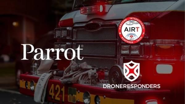 Parrot x AirT
